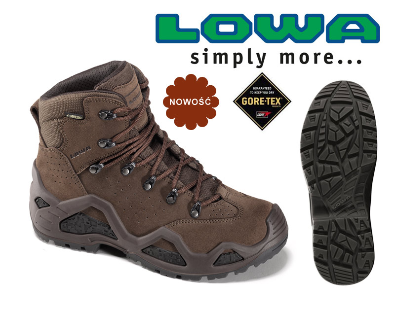 Z-6S GTX® Dark Brown